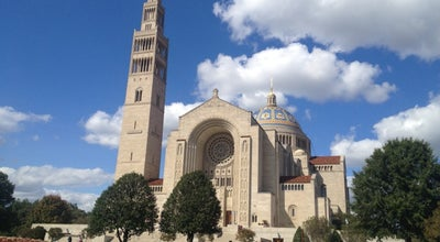Photo of Church Basilica of the National Shrine of the Immaculate Conception at 400 Michigan Ave Ne, Washington, DC 20017, United States