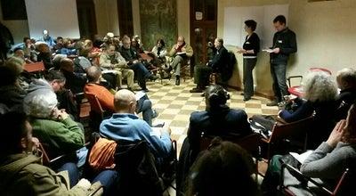 Photo of Library Scoletta Dei Calegheri at Venice, Italy