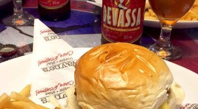 Photo of Burger Joint Wayne's Burger Star at Av. Maria Lacerda Montenegro, 3490, Parnamirim 59152-600, Brazil