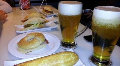 Photo of Tapas Restaurant Indalo Tapas at Plaza Santo Domingo, 12, Guadalajara, Spain