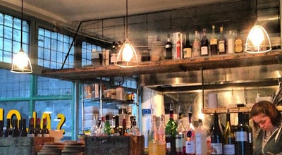 Photo of English Restaurant Salon at Upstairs At 18 Market Row, London SW9 8LD, United Kingdom