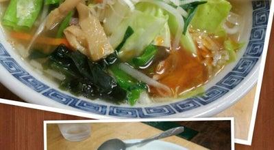Photo of Ramen / Noodle House ピーコック at 大曲字堺堀15-6, 東松島市 981-0502, Japan