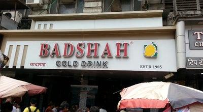 Photo of Ice Cream Shop Badshah - Falooda, Ice Cream, Syrups at Opp M J Phule Market (crawford Market), Near A To Z, Mumbai 400003, India