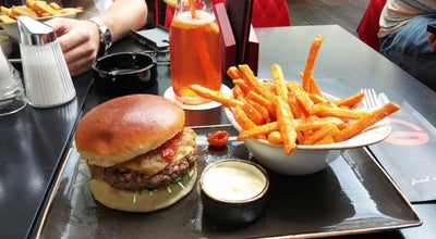 Photo of Burger Joint Freigeist at Klosterwiesgase 2, Graz 8010, Austria