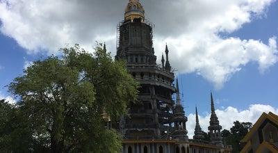 Photo of Historic Site Kuan Yin Pagoda at Thailand