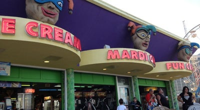 Photo of Arcade Mardi Gras Arcade at Ocean Ave, Daytona Beach, FL 32118, United States