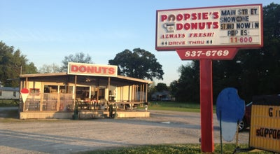 Photo of Donut Shop Poopsie's Donuts at 414 N Morgan Ave, Broussard, LA 70518, United States