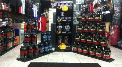 Photo of Sporting Goods Shop Balboa Suplementos at R. Jacob Emerick, 836 - Centro, São Vicente, Brazil