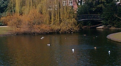 Photo of Park Wilhelminapark at Wilhelminapark 114-125, Tilburg 5041, Netherlands