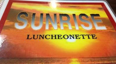 Photo of Cafe Sunrise Luncheonette at 26 South Warren Strert, Trenton, NJ 08608, United States