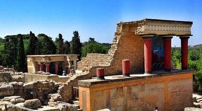 Photo of Historic Site Ανάκτορο Κνωσού (Palace of Knossos) at Αρχαιολογικός Χώρος Κνωσού, Κνωσός 714 09, Greece