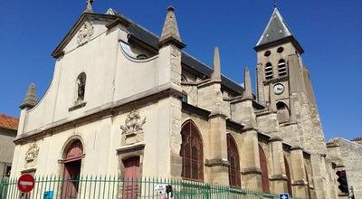 Photo of Church Eglise Saint Germain l'Auxerrois at 1 Rue De Rosny, Fontenay Sous Bois, France