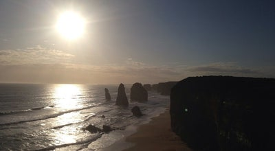 Photo of Scenic Lookout Twelve Apostles Viewing Boardwalk at Twelve Apostles Marine Park, Port Campbell, VI, Australia