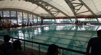Photo of Pool Piscina Olímpica Temperada at Parque O'higgins, Santiago, Chile