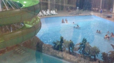 Photo of Water Park Аквапарк BaryOnix at Мазита Гафури, 46, Казань, Russia