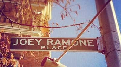 Photo of Other Great Outdoors Joey Ramone Place at Bowery & E 2nd St, New York, NY 10003, United States