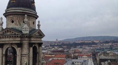 Photo of Scenic Lookout Szent István Bazilika tetőtéri | St. Stephen's Basilica Rooftop at Szent István Tér 1., Budapest, Hungary