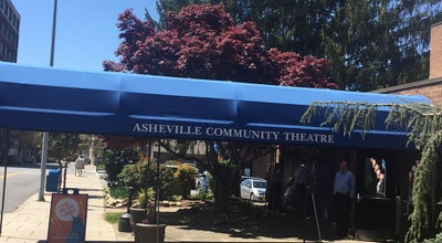 Photo of Theater Asheville Community Theatre at 35 E Walnut St, Asheville, NC 28801, United States