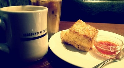 Photo of Cafe INDEPENDENT COFFEE at 강남구 강남대로162길 27-16, 서울특별시 135-888, South Korea