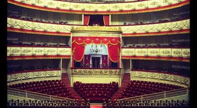 Photo of Theater Александринский театр / Alexandrinsky Theatre at Пл. Островского, 6, Санкт-Петербург 191011, Russia