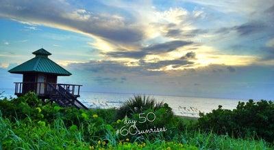Photo of Beach Spanish River Beach at 4000 S Ocean Blvd, Highland Beach, FL 33487, United States