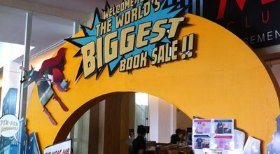 Photo of Bookstore Big Bad Wolf Books Sale at Penang Times Square, George Town 10150, Malaysia