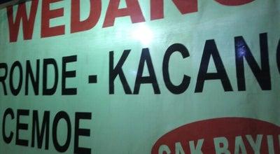 Photo of Food Truck Ronde cokro at Jl.cokroaminoto, Madiun, Indonesia