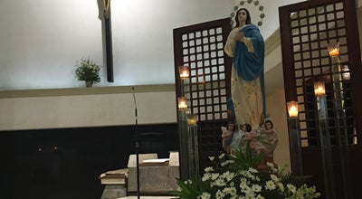 Photo of Church Diocesan Shrine of Mary Help of Christians at Don Bosco St., Calamba City, Philippines