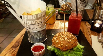 Photo of Burger Joint Leo's Juice & Burger at Germany