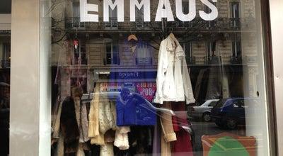 Photo of Recycling Facility Emmaus at 72 Rue De Turbigo, Paris, France
