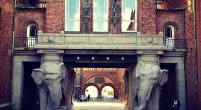 Photo of Monument / Landmark Elefantporten at Ny Carlsberg Vej 103, København 1760, Denmark