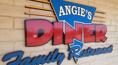 Photo of Breakfast Spot Angie's Diner at W Florida Ave., Hemet, CA 92545, United States