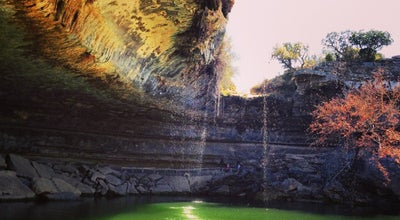 Photo of Nature Preserve Hamilton Pool Nature Preserve at 24300 Hamilton Pool Rd, Dripping Springs, TX 78620, United States