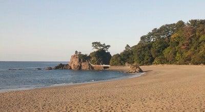 Photo of Beach 桂浜 at 浦戸, 高知市 781-0262, Japan