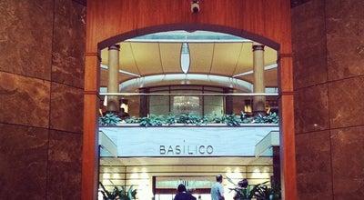 Photo of Italian Restaurant Basilico at Regent Hotel, Singapore 249715, Singapore