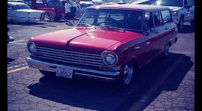 Photo of Racetrack Pomona Swap Meet/Car Show at United States