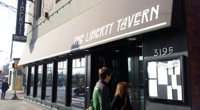 Photo of American Restaurant The Liberty Tavern at 3195 Wilson Boulevard, Arlington, VA 22201, United States