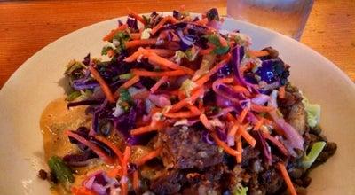 Photo of Vegetarian / Vegan Restaurant Laughing Planet Café at 760 Blair Blvd, Eugene, OR 97402, United States