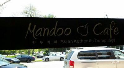 Photo of Dumpling Restaurant Mandoo Cafe at 35 Highwood Ave, Tenafly, NJ 07670, United States