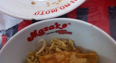 Photo of Ramen / Noodle House Bakmi bangka popeye 1001 at Indonesia