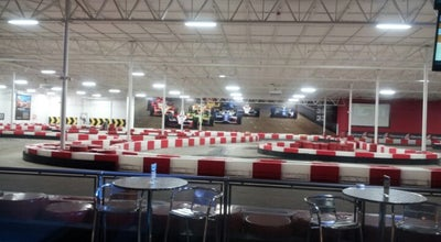 Photo of Go Kart Track K1 Speed Houston at 14900 Northwest Fwy, Houston, TX 77040, United States