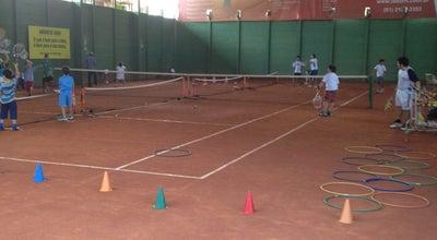 Photo of Tennis Court Squash Tennis Center at R. Dr. Luiz Correia De Oliveira 365, Recife 51030-200, Brazil