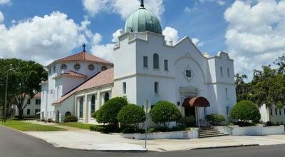 Photo of Church St. Cecelia Catholic Church at 820 Jasmine Way, Clearwater, FL 33756, United States