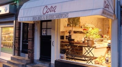 Photo of Sandwich Place Cora Delicatessen & Broodjes at Prinsengracht 705a, Amsterdam 1017 JV, Netherlands