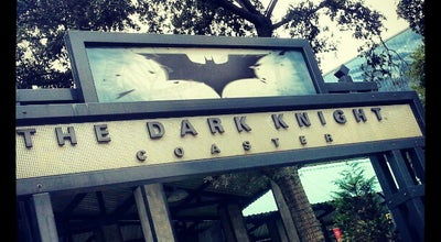 Photo of Theme Park The Dark Knight Coaster at Six Flags, Coyoacán 14200, Mexico