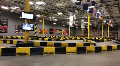 Photo of Racetrack Pole Position Raceway at 7350 Prairie Falcon Rd, Las Vegas, NV 89128, United States