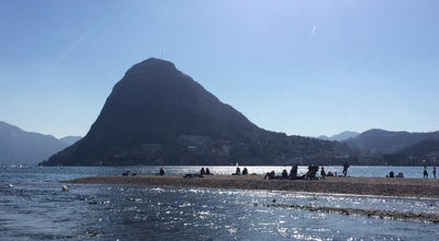 Photo of Lake Lake side at Via Foce 11, Lugano 6900, Switzerland