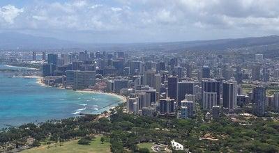 Photo of Volcano Diamond Head State Monument at Off Diamond Head Rd., Honolulu, HI 96816, United States