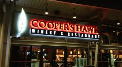 Photo of American Restaurant Cooper's Hawk at 4110 W Boy Scout Blvd, Tampa, FL 33607, United States