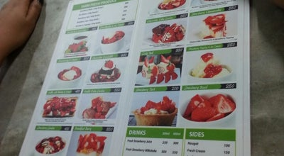 Photo of Dessert Shop Simply Strawberries by Jagro at 145, Dharmapala Mawatha, Colombo 00700, Sri Lanka